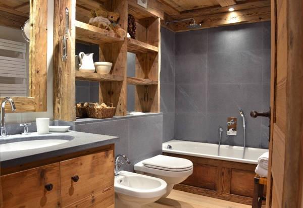 Banheiros Planejados Rústicos3
