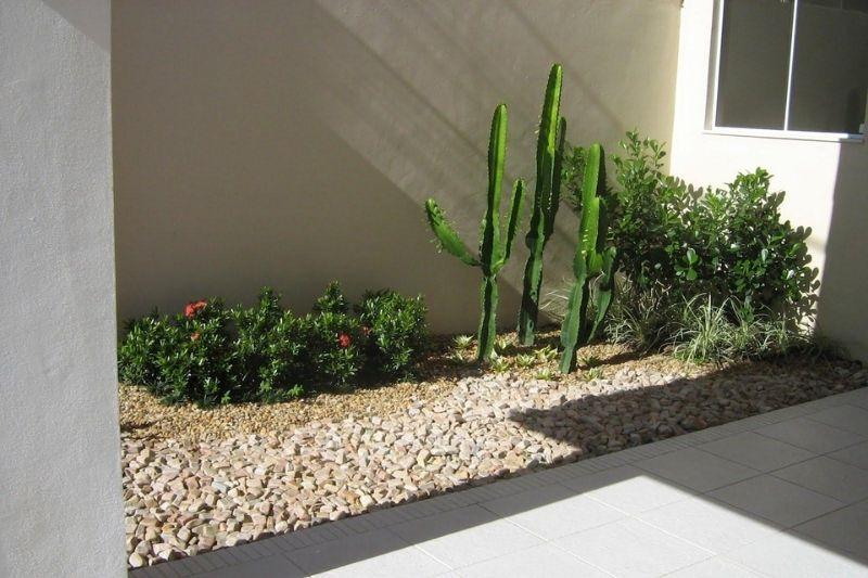 Canteiros Em Jardins Com Pedras (4)