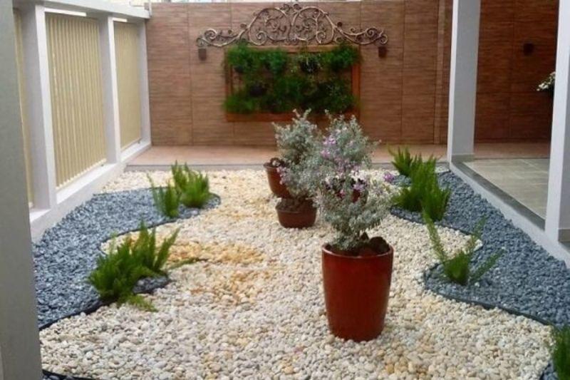 Cascalhos E Pedras Grandes Para Jardins (3)