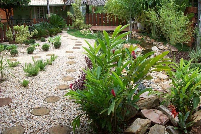 Cascalhos E Pedras Grandes Para Jardins (4)