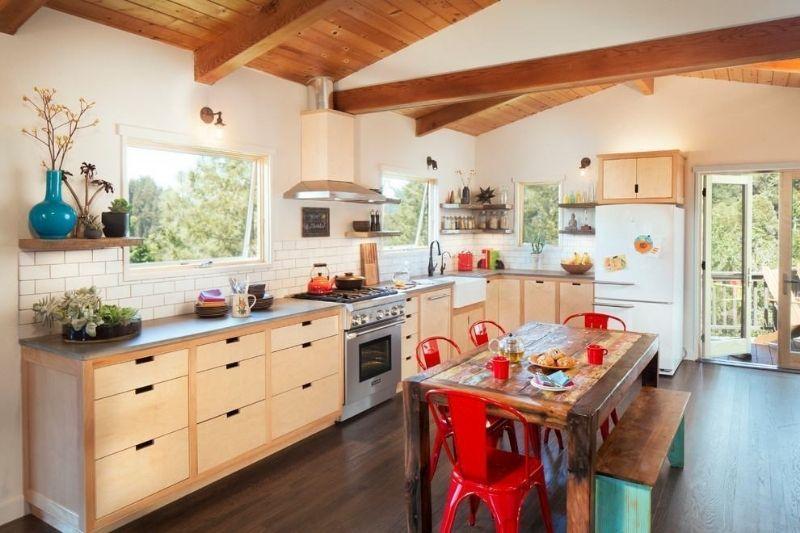 Cores De Cozinha Rústica (1)