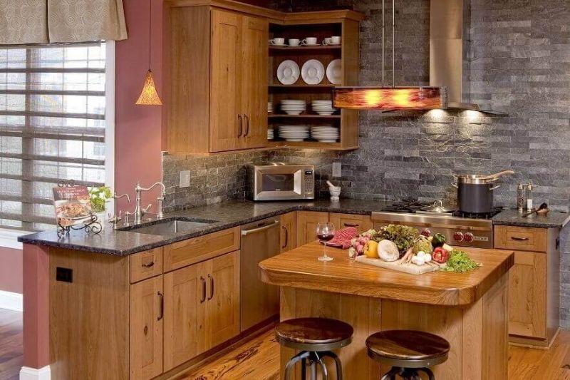 Cores De Cozinha Rústica (3)