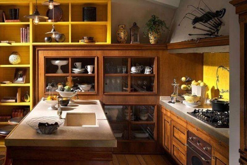 Cores De Cozinha Rústica (4)