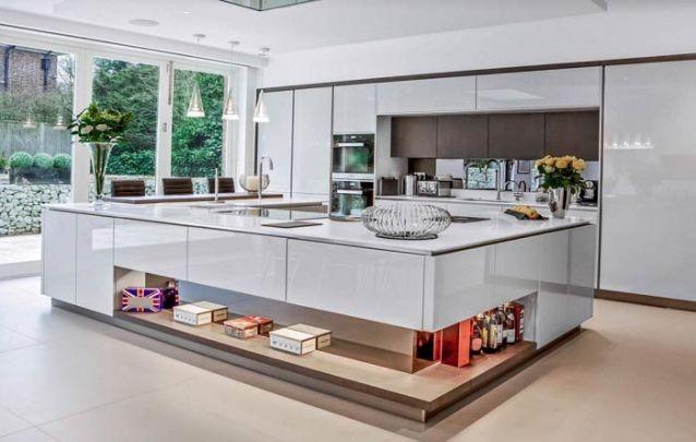 Cozinha Aberta – Fotos, Vantagens e Cozinhas Integradas!