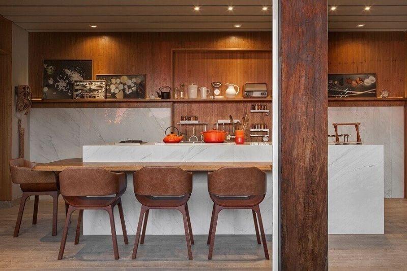 Cozinha Rústica Americana (2)