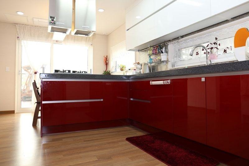 Cozinha Rústica Americana (4)