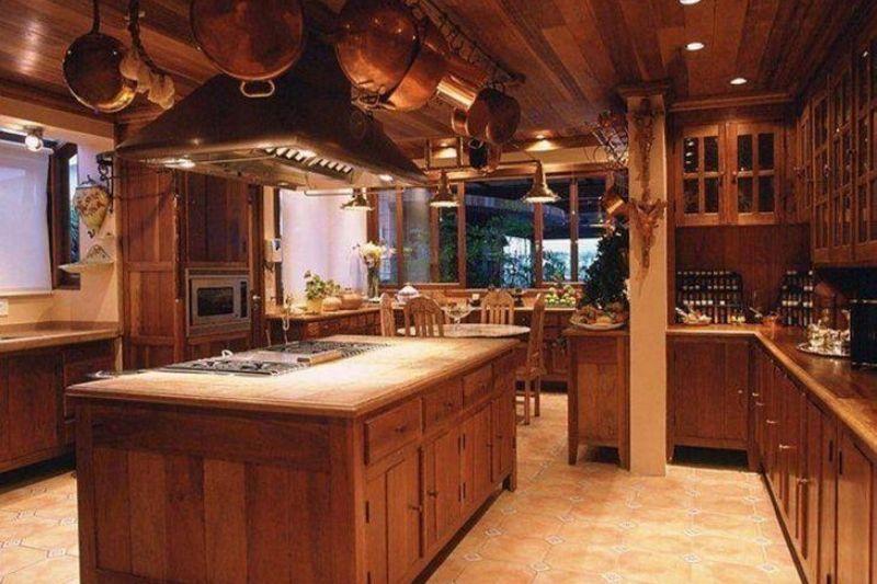 Cozinha Rústica Chique (2)