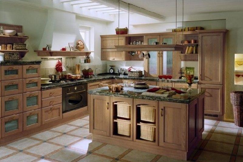 Cozinha Rústica Chique (3)