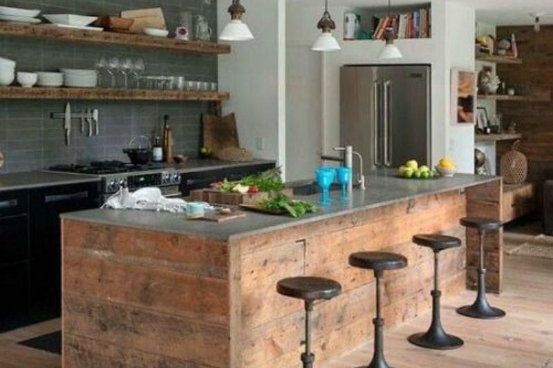 Cozinha Rústica Chique (5)