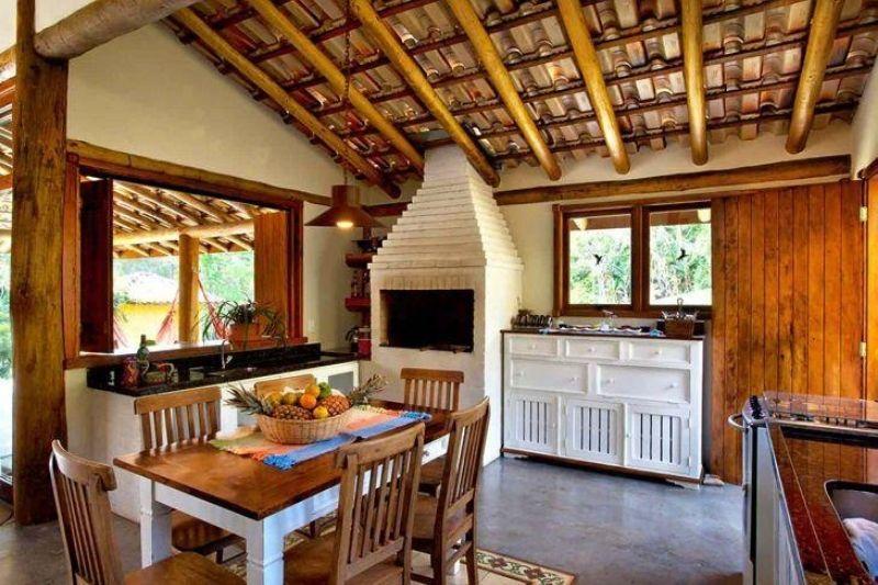 Cozinha Rústica Para Sítios (2)