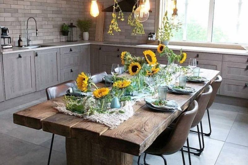 Cozinha Rústica Para Sítios (3)