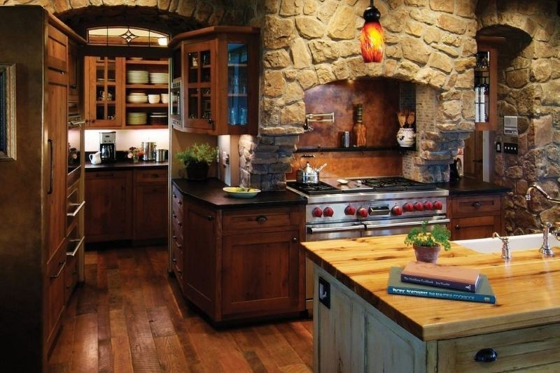 Cozinha Rústica Para Sítios (4)