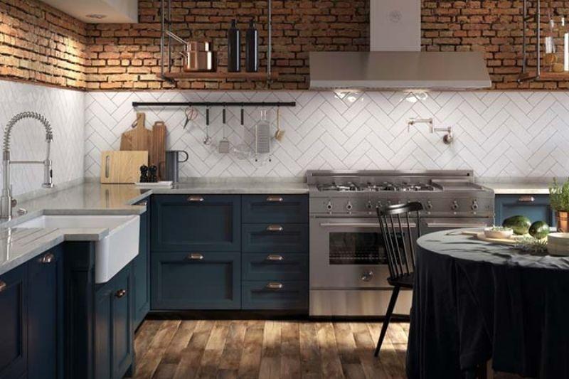 Cozinha Rústica Planejada (1)