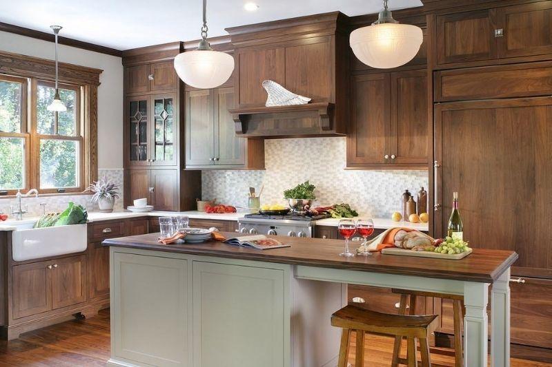 Cozinha Rústica Planejada (2)