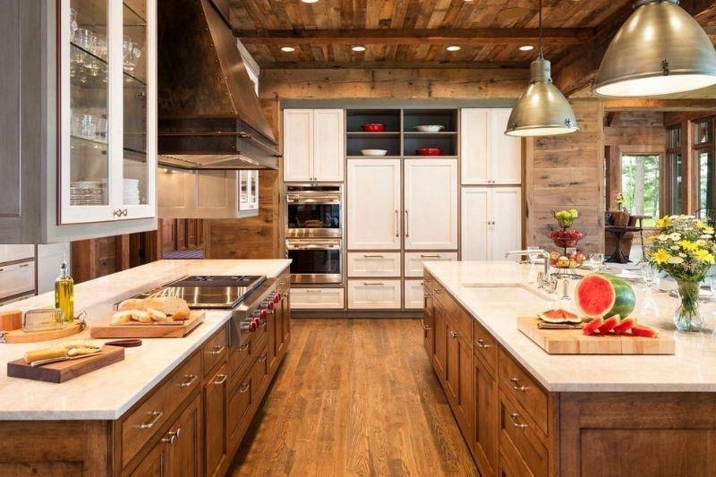 Cozinha Rústica Planejada (5)