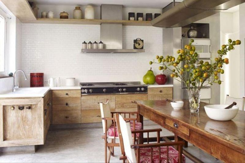 Cozinha Rústica Simples (1)
