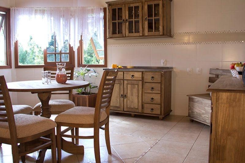 Cozinha Rústica Simples (5)