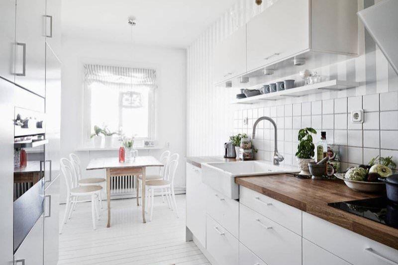 Cozinhas Rústicas Estilo Escandinavo (5)