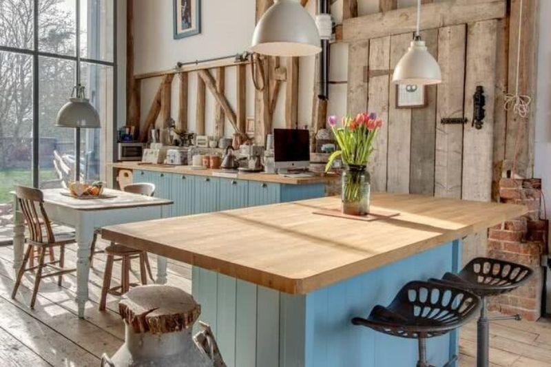 Cozinhs Rústicas Coloridas (1)