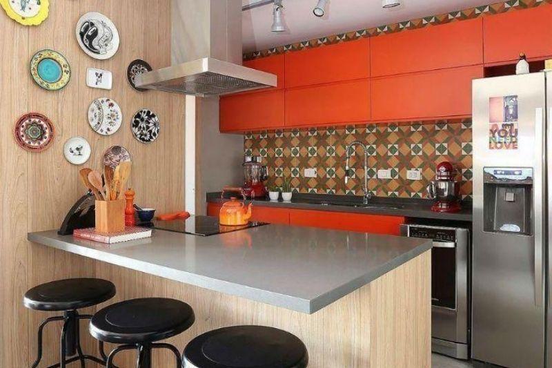 Cozinhs Rústicas Coloridas (3)