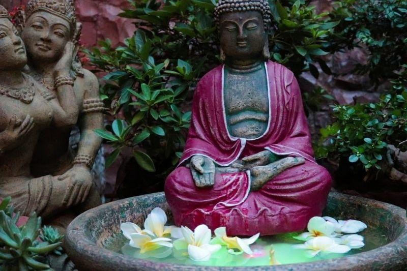 Esculturas Em Jardim Com Pedras Zen (4)
