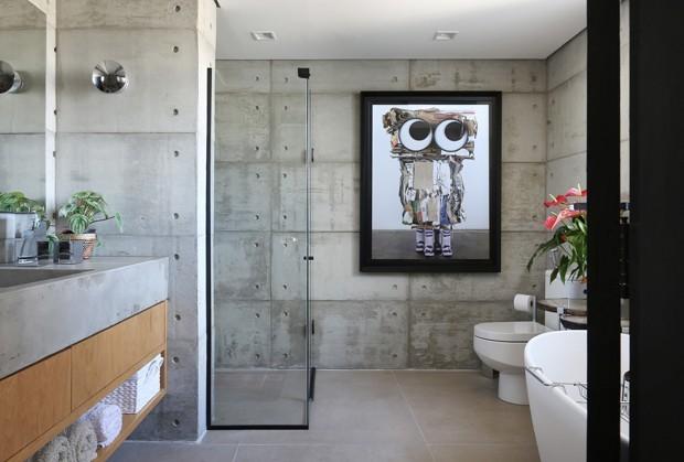 Estilo Industrial Nos Banheiros Planejados3