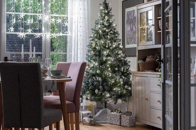 Fotos De Enfeites De Natal Com Pinhas (15)