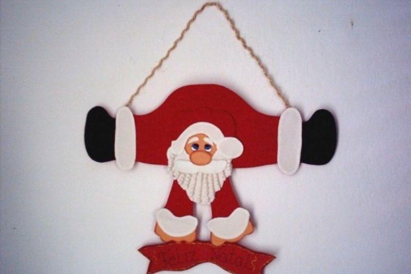 Fotos De Enfeites De Natal Com Pinhas (17)