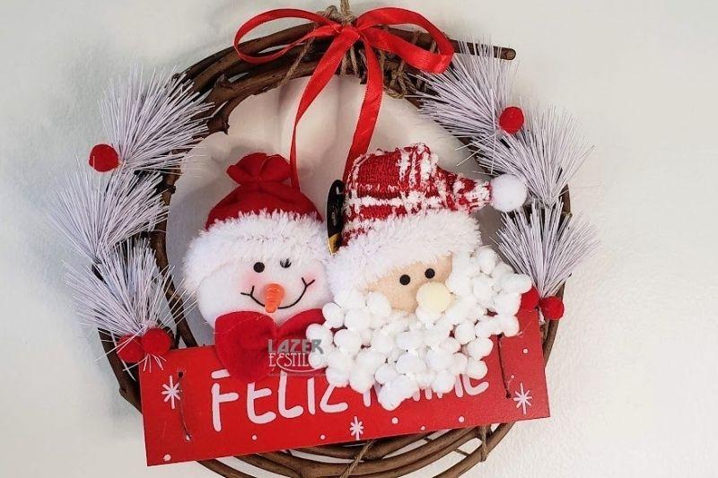 Fotos De Enfeites De Natal Com Pinhas (19)