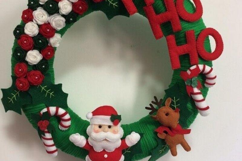 Fotos De Enfeites De Natal Com Pinhas (21)