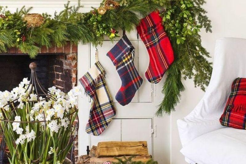 Fotos De Enfeites De Natal Com Pinhas (3)