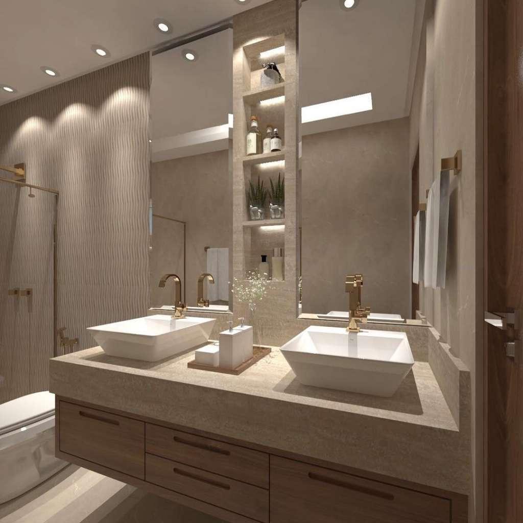 Iluminação E Tomadas Dos Projetos De Banheiros3