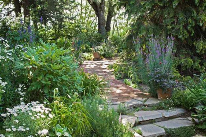 Jardim Com Pedras De Rio (4)