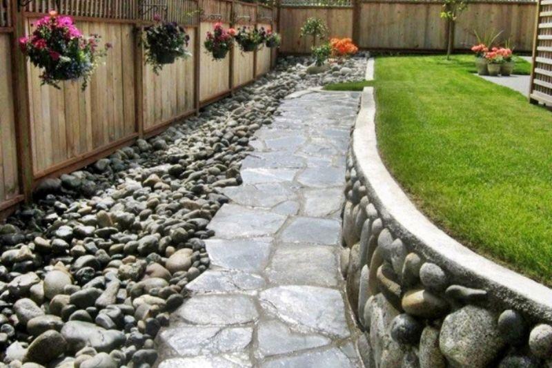 Jardim Com Pedras Grandes (5)