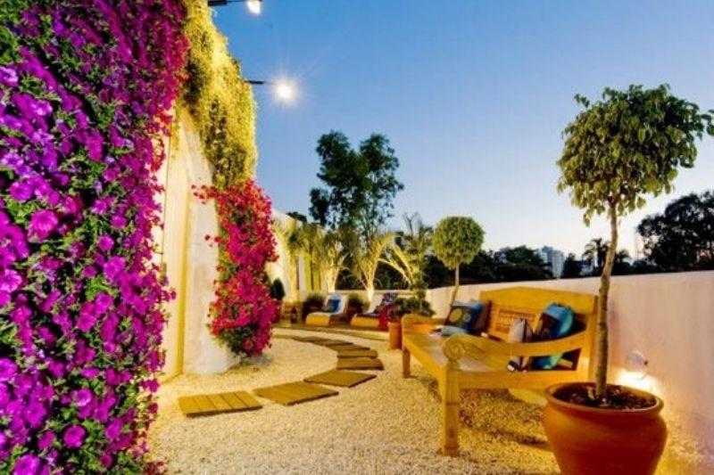 Jardins Com Pedras E Plantas (1)