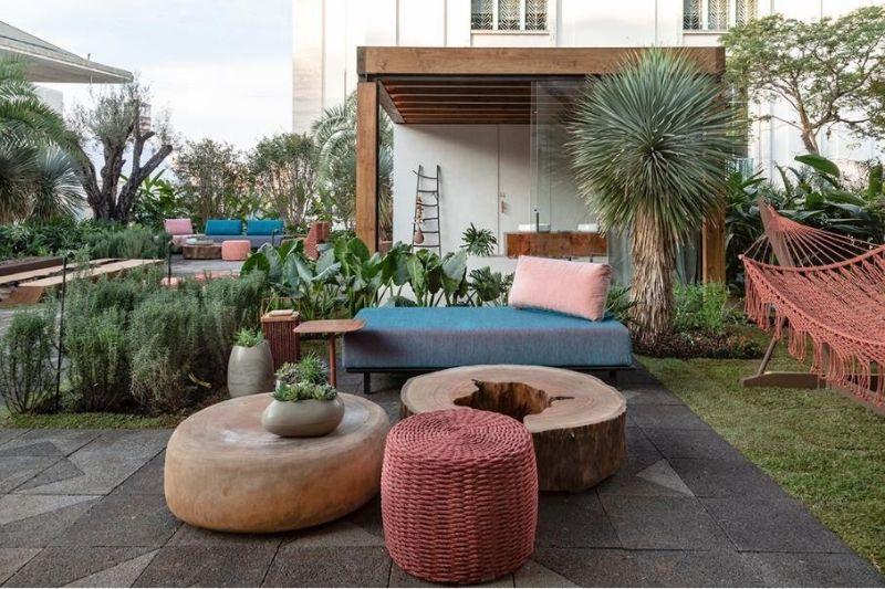 Jardins Com Pedras E Plantas (2)
