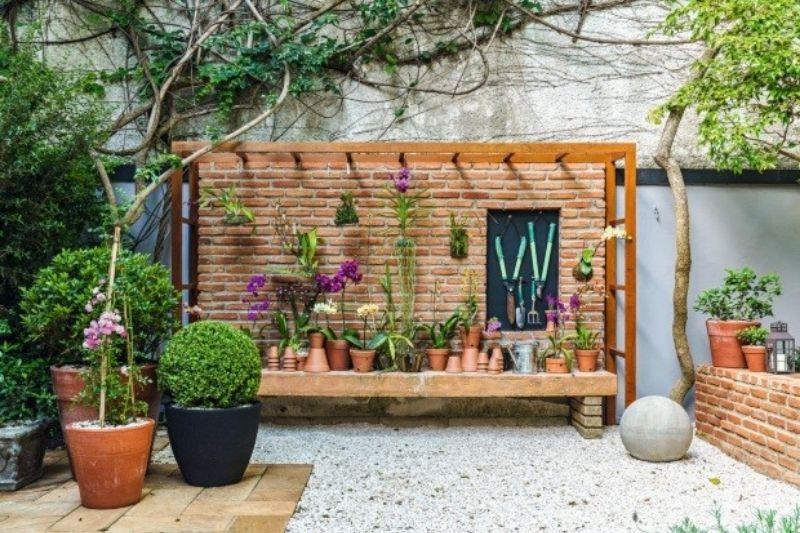 Jardins Com Pedras E Plantas (5)
