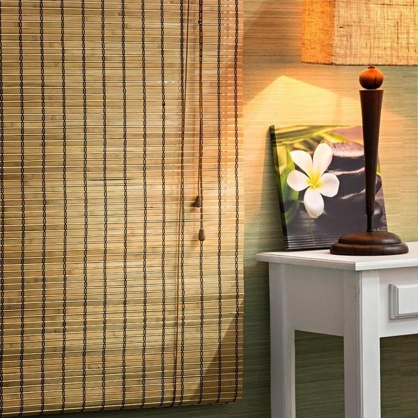Modelos De Cortinas De Junco Ou Bambu1
