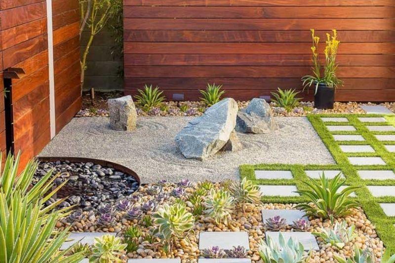Plantas Em Jardim Zen (4)