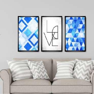 Quadros Decorativos para Sala – 5 MODELOS! + [50 FOTOS]