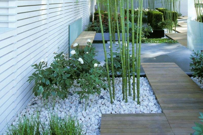 Trilhas Em Jardins Com Pedras (2)