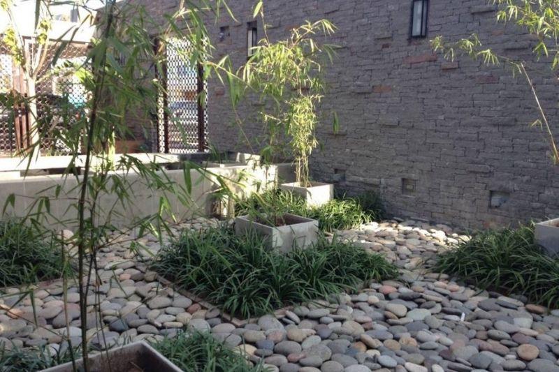 Trilhas Em Jardins Com Pedras (3)