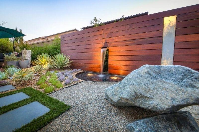 Trilhas Em Jardins Com Pedras (4)