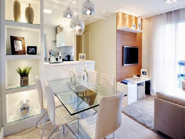 Vantagens De Uma Sala E Cozinha Integradas Espaço Pequeno 2