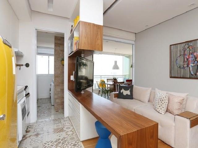 Vantagens De Uma Sala E Cozinha Integradas Espaço Pequeno 4