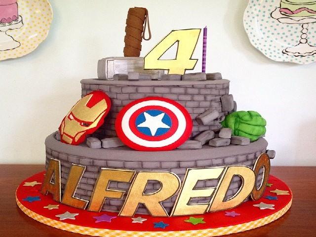 Aniversário Do Alfredo