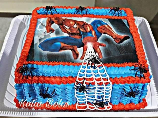 Bolos Do Homem Aranha 2