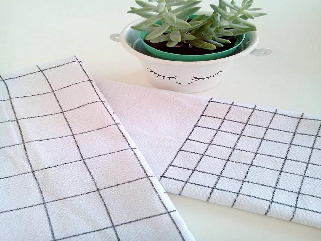 Desenhos Em Tecido Geométricos 6