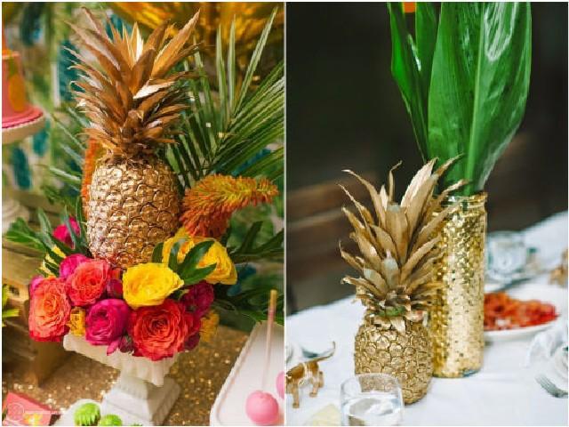 Festas Sofisticadas Com Decoração De Frutas 3