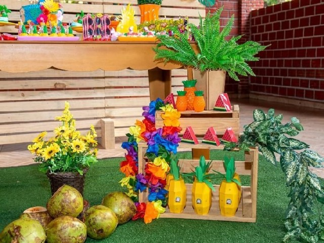 Festas Sofisticadas Com Decoração De Frutas 4